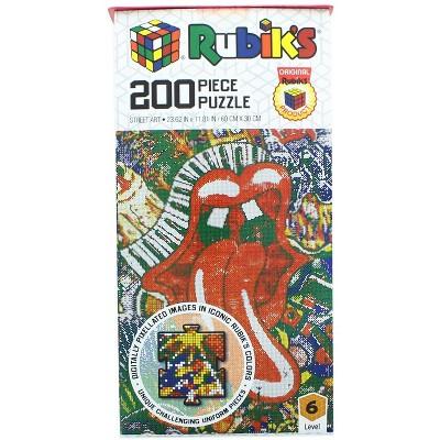Rubik's Street Art 200 Piece Jigsaw Puzzle