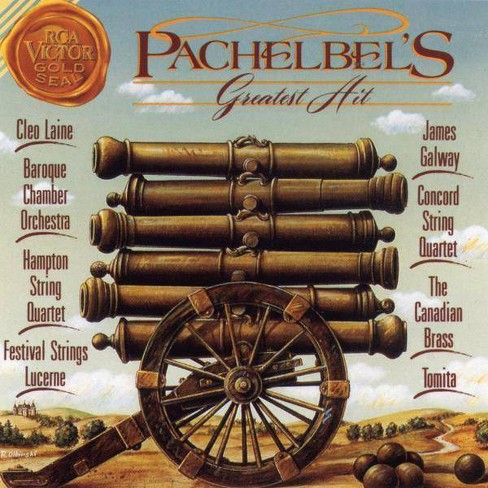Pachelbel - Pachelbel's Greatest Hit (CD) - image 1 of 1