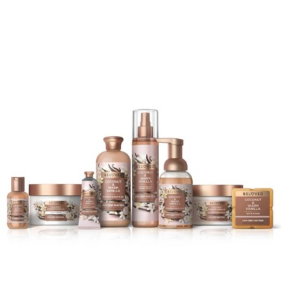 Beloved Coconut & Warm Vanilla Bath and Body Collection