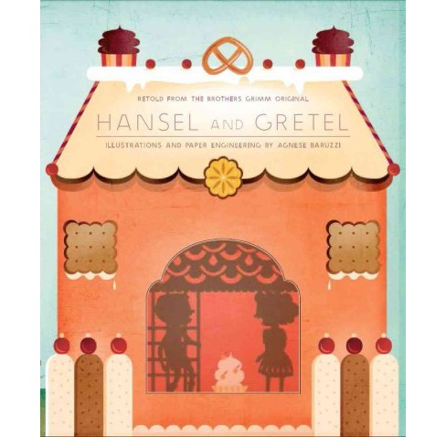 Hansel and Gretel (Hardcover) - image 1 of 1