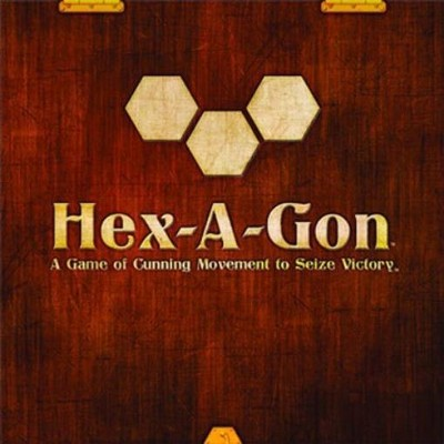 Hex-A-Gon Board Game