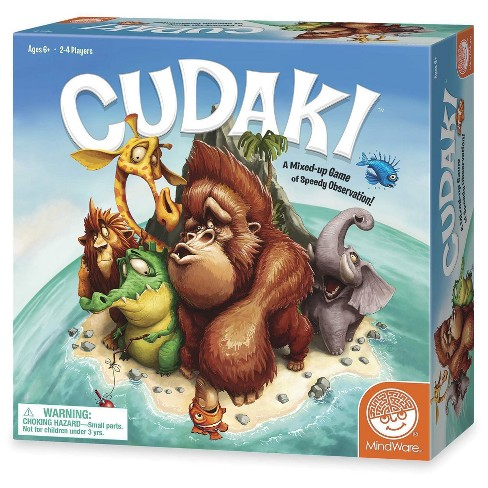Cudaki Board Game - image 1 of 4