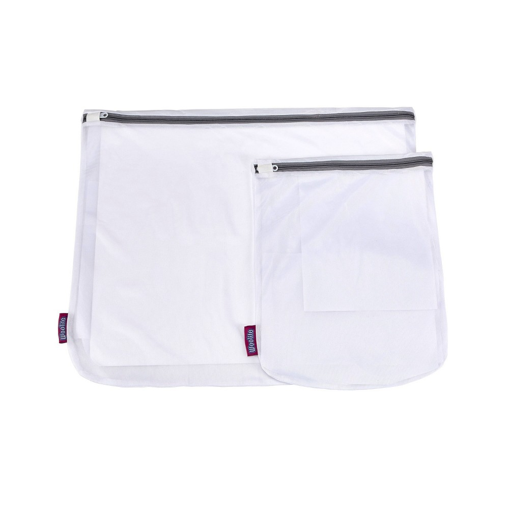 Image of Woolite 2pk Mesh Wash Bags