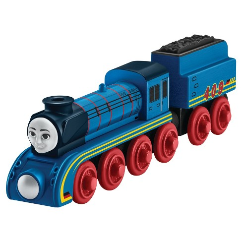 Fisher-Price Thomas & Friends Wooden Railway Frieda Engine - image 1 of 5