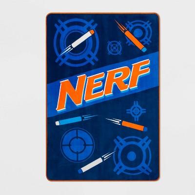 NERF Nights Blanket