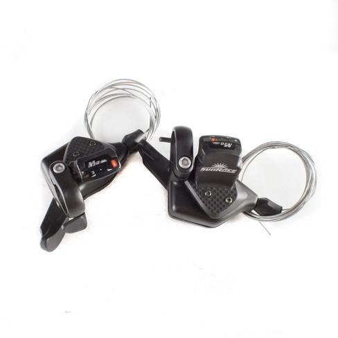 SunRace M50 Mountain Bike Shifters 3x8 Speed - image 1 of 4
