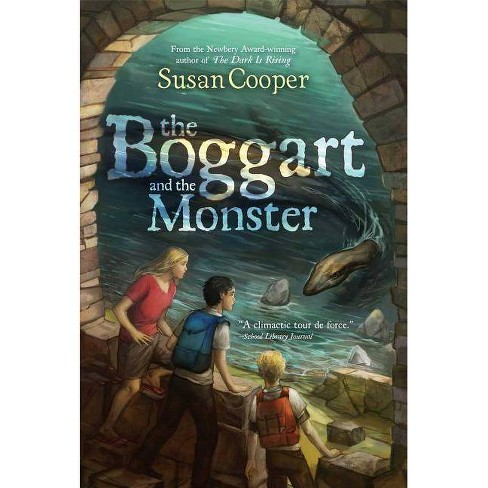 The Boggart and the Monster - by  Susan Cooper (Hardcover) - image 1 of 1