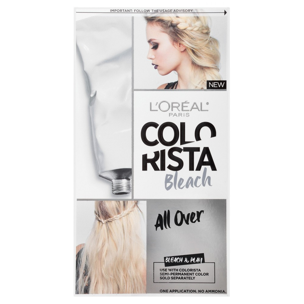 Image of L'Oreal Paris Colorista Bleach All Over 1 kit