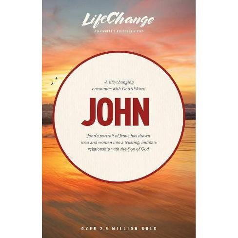 John - (LifeChange) (Paperback) - image 1 of 1