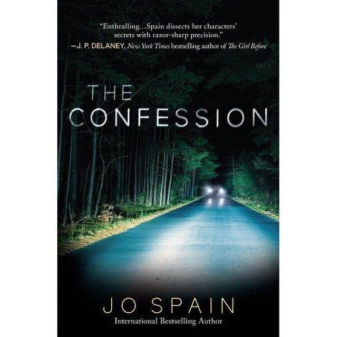The Confession - by  Jo Spain (Hardcover) - image 1 of 1