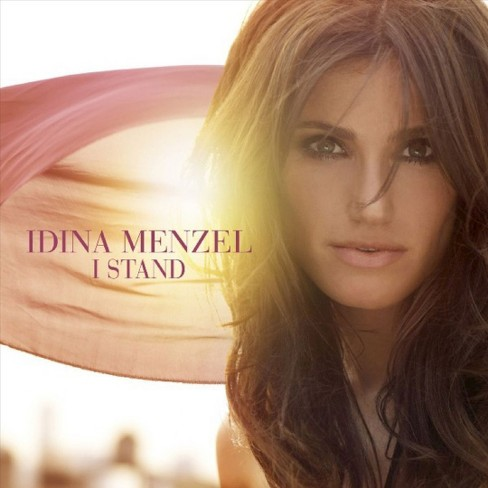 Idina Menzel - I Stand (CD) - image 1 of 1