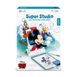Osmo Super Studio: Learn to draw Disney Mickey Mouse & Friends and watch them come to life! (Base Required)