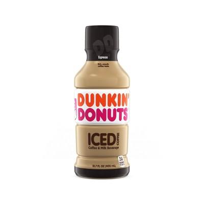 Dunkin Donuts Espresso - 13.7 fl oz Bottle