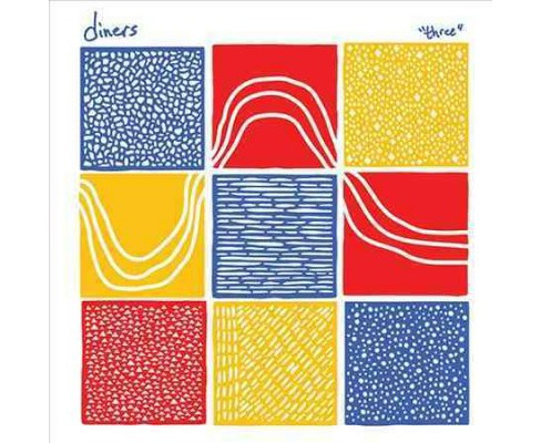 Diners - Three (Vinyl) - image 1 of 1