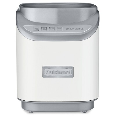 Cuisinart Cool Creations Gelateria Ice Cream Maker - White - ICE-60WP1