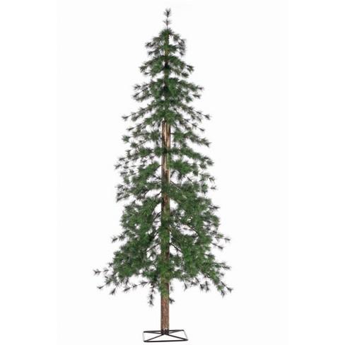 6ft Sterling Tree Company Flocked Slim Alpine Tree Artificial Christmas Tree - image 1 of 4