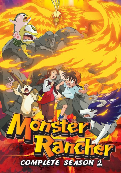 Monster rancher season 2 (DVD) - image 1 of 1