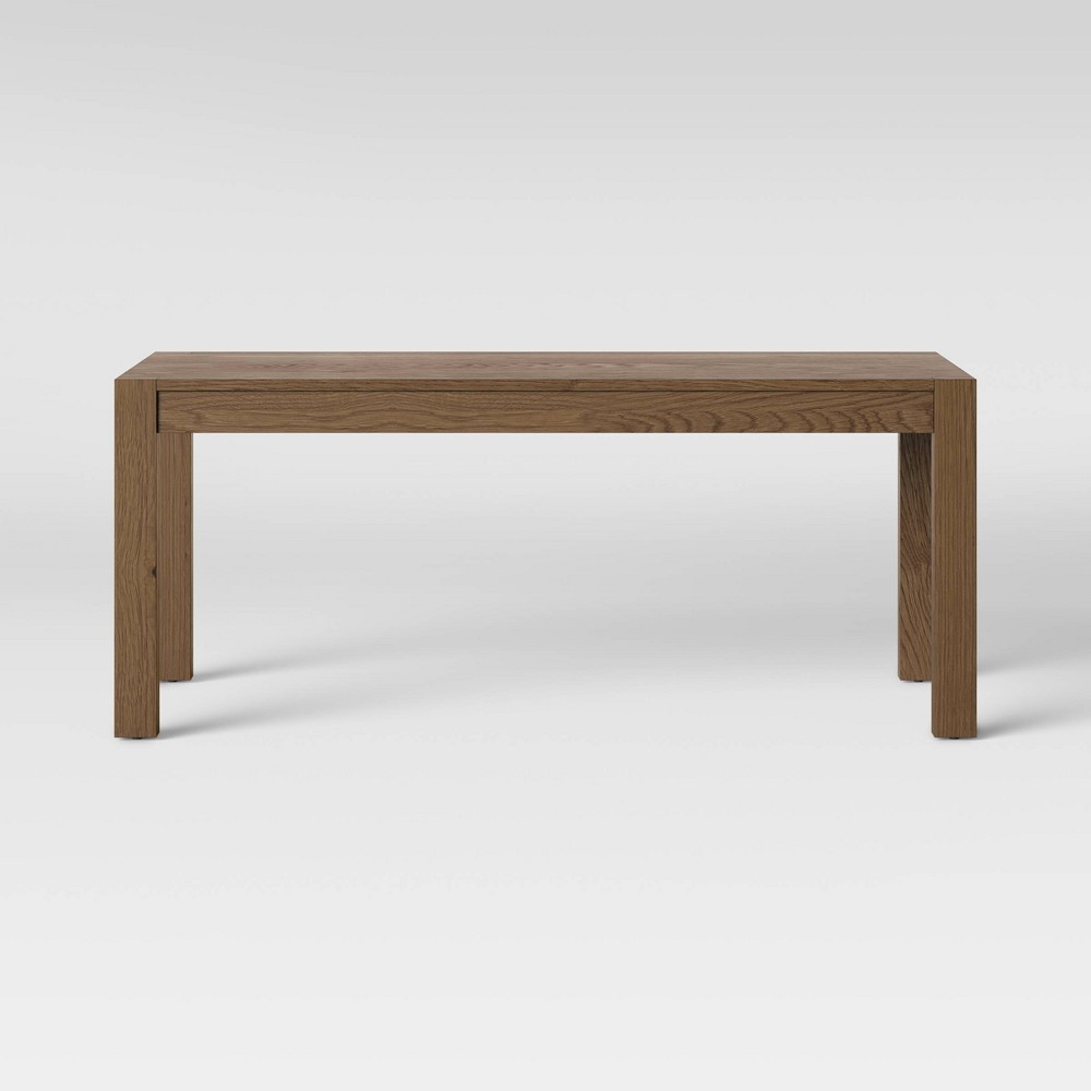 Elkridge Parsons Dining Table Brown - Threshold