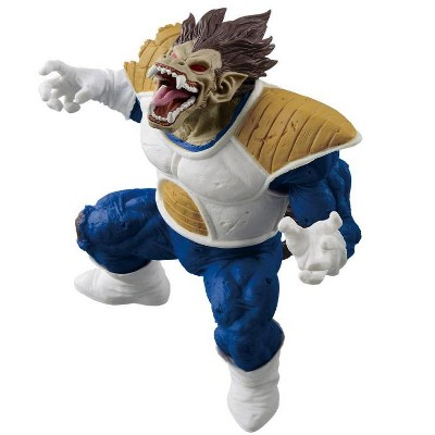 "Banpresto Dragon Ball Z Creator X Creator Ohzaru Great Ape Vegeta (Ver.A) 6"" Figure Statue"