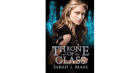 Throne of Glass ( Throne of Glass) (Hardcover) by Sarah J. Maas - image 1 of 1