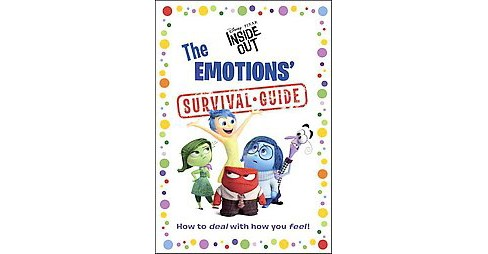 Emotions' Survival Guide (Hardcover) (Joy) - image 1 of 1