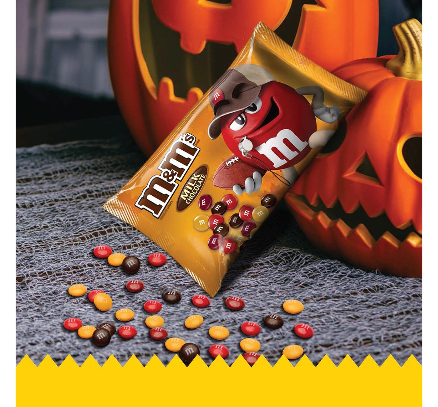 M&M's Halloween Milk Chocolate - 11.4oz