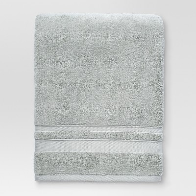 Performance Solid Bath Sheet Sage - Threshold™