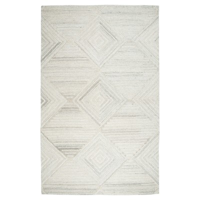 Suffolk Geometric Solid Rug - Rizzy Home