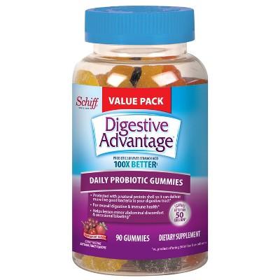 Digestive Advantage Probiotic Gummies - Fruit Flavors