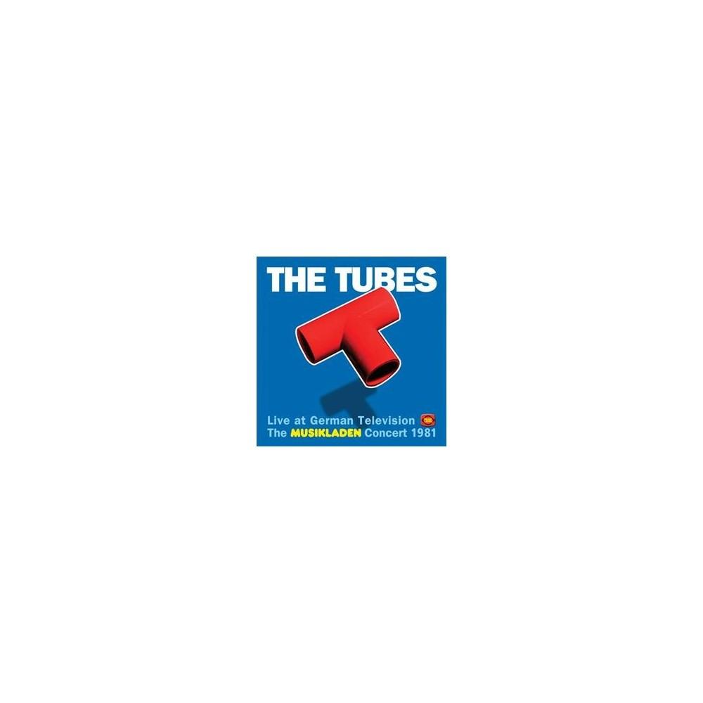 Tubes - Live At German Television:Musikladen (Vinyl)