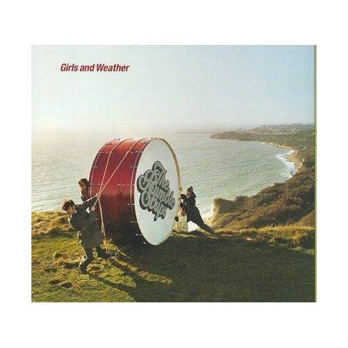 Rumble Strips - Girls And Weather (CD) - image 1 of 1