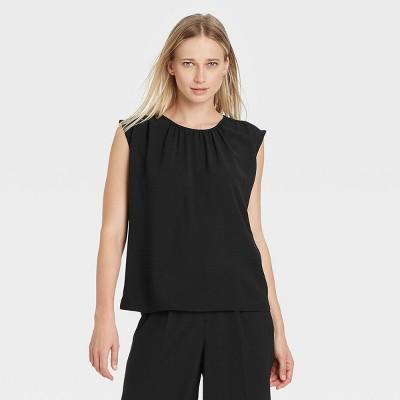 Women's Short Sleeve Blouse - Who What Wear™