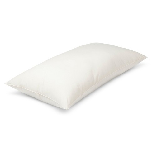 AllerEase Organic Cotton Cover Allergy Protection Pillow - (Standard/Queen) - image 1 of 3