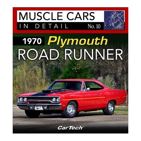1970 Plymouth Road Runner Muscle Cars In Detail Target
