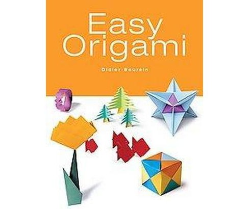 Easy Origami (Paperback) (Didier Boursin) - image 1 of 1