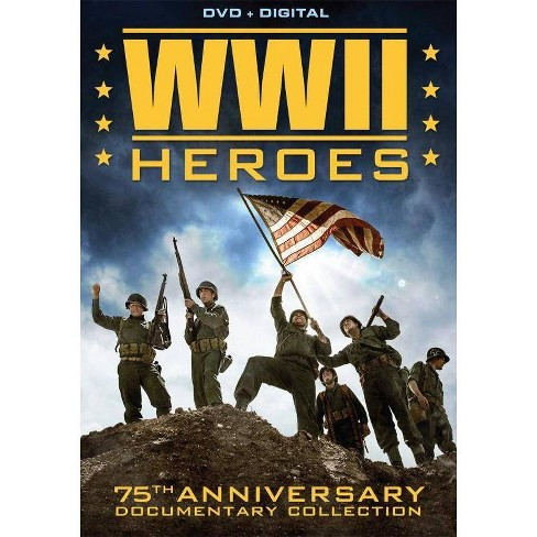 World War II Heroes: Documentary Collection (DVD) - image 1 of 1