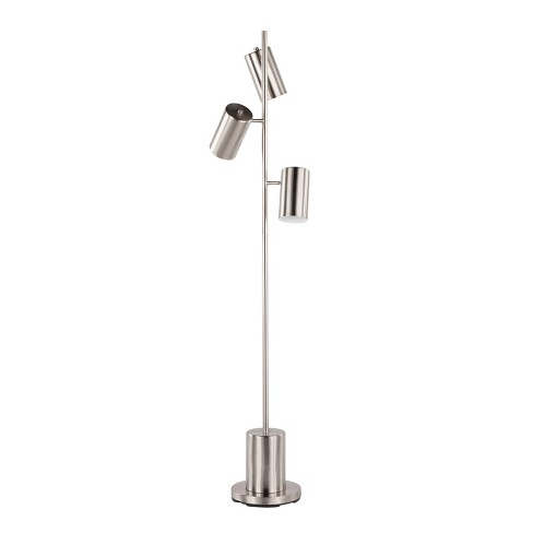 Metal Cannes Contemporary/Glam Table Lamp Gold (Includes LED Light Bulb) - LumiSource - image 1 of 4