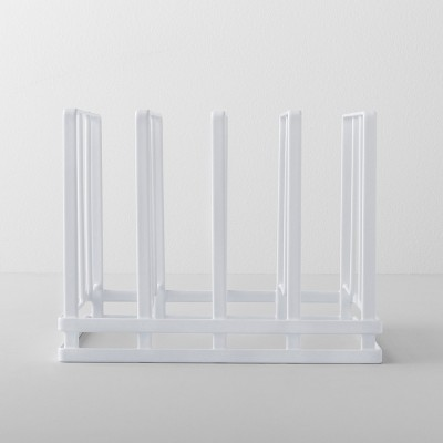 Kitchen Cabinet Pan Organizer White - Made By Design™