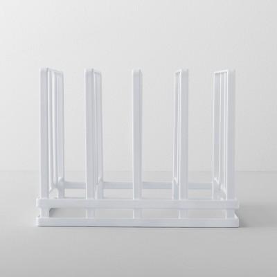 Kitchen Cabinet Pan Organizer White - Made By Design™
