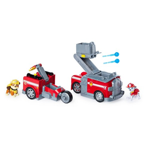 PAW Patrol Marshall Transforming Fire Truck - image 1 of 4