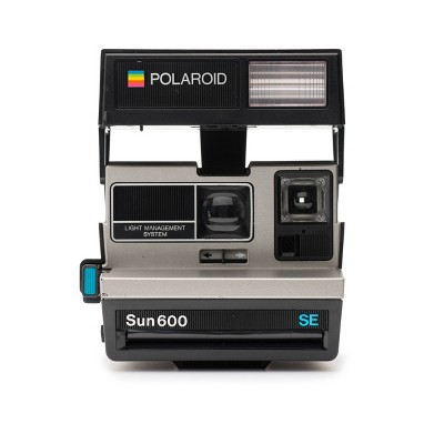 Polaroid 600 Camera - Silver LMS
