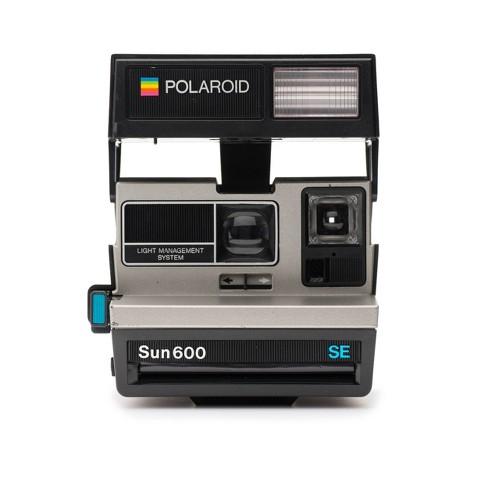 Polaroid 600 Camera - Silver LMS - image 1 of 4
