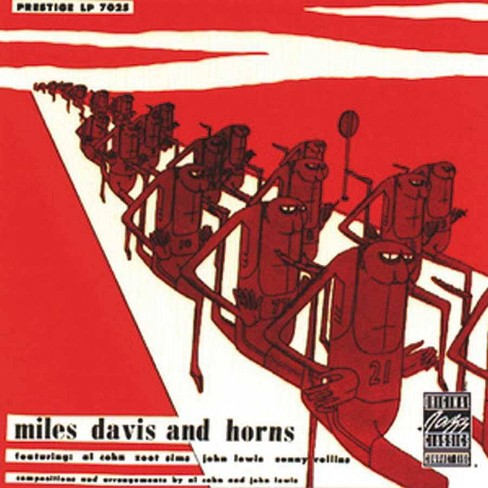 Miles Davis - Miles Davis And Horns (Vinyl) - image 1 of 1