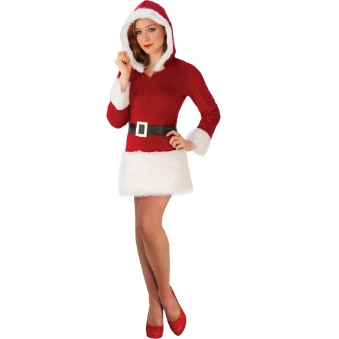 Rubies Sexy Miss Claus Costume - image 1 of 1