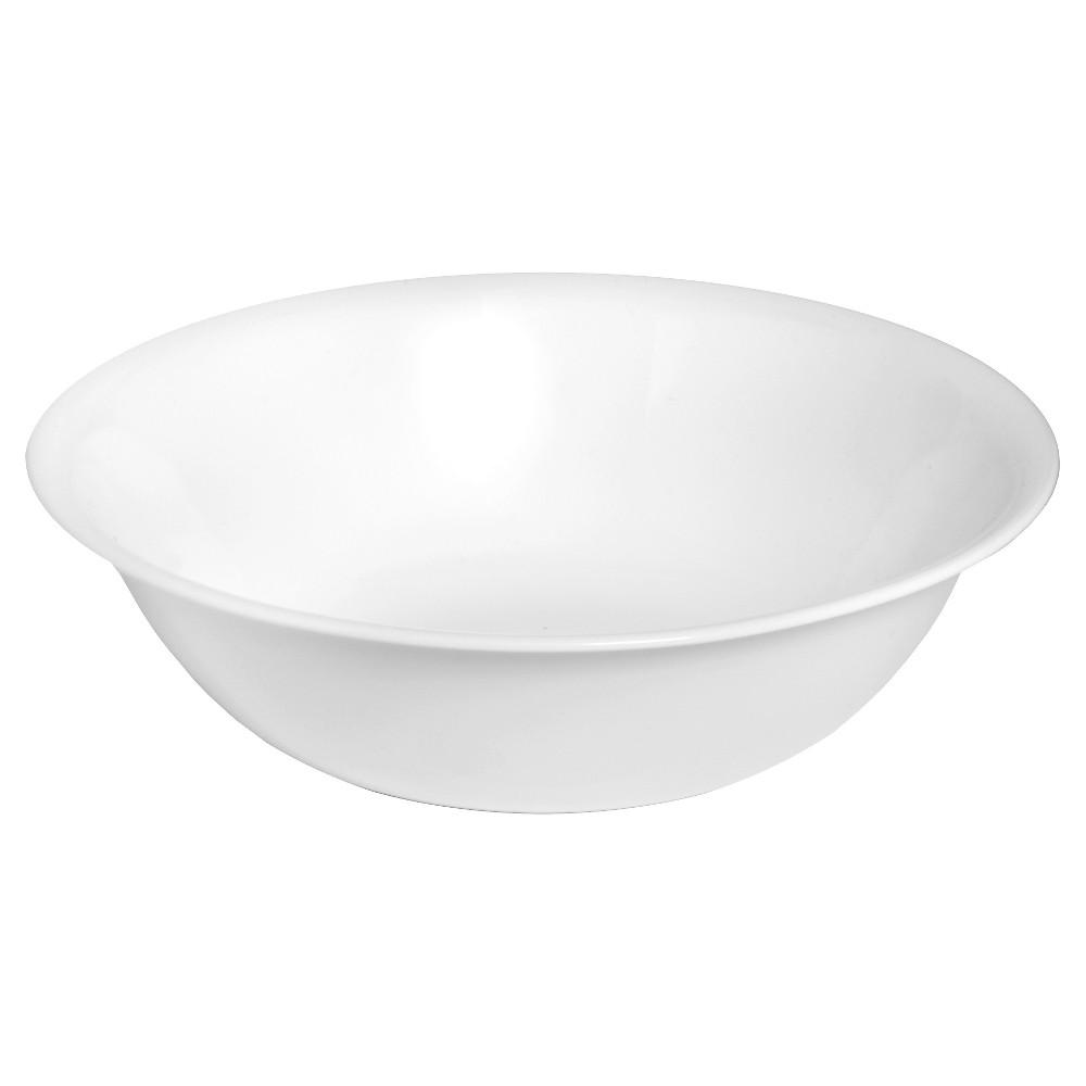 Corelle Livingware Winter Frost White Serving Bowl 64oz