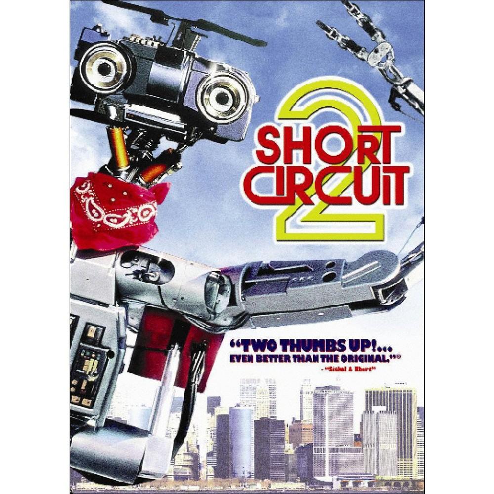Short Circuit 2 (Dvd), Movies