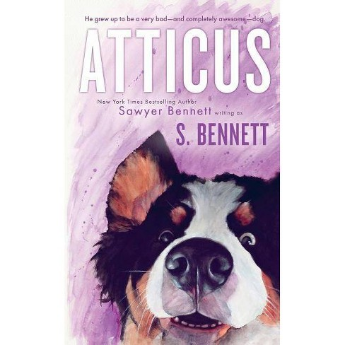 Atticus - by  Sawyer Bennett & S Bennett (Paperback) - image 1 of 1