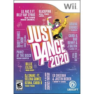 Just Dance 2020 - Nintendo Wii