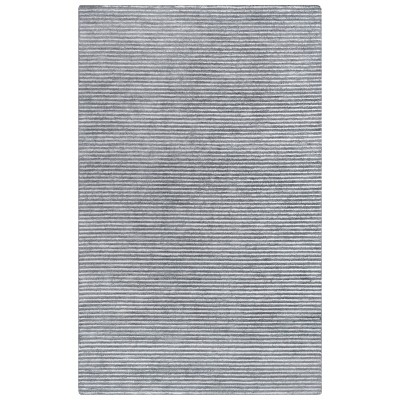 Vista Solid Recycled Poly Area Rug - Rizzy Home