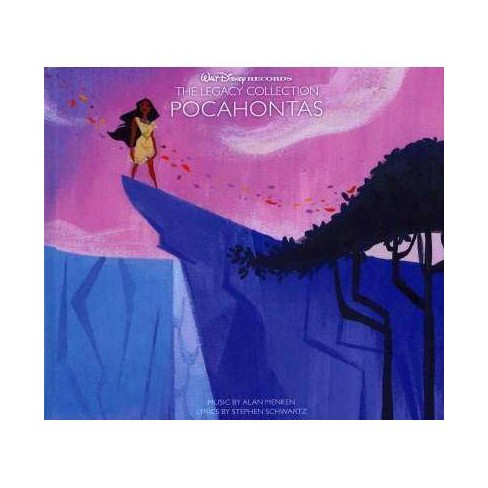 Original Soundtrack - Walt Disney Records: The Legacy Collection- Pocahontas (OST) (CD) - image 1 of 1